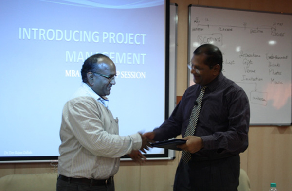 Workshop on Introducing Project Management