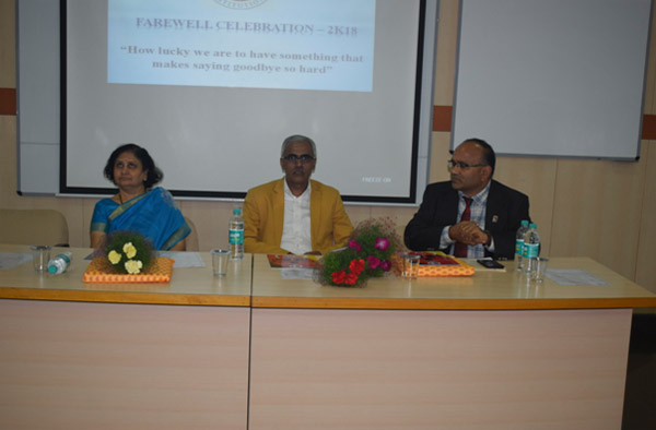 Achievers Day Celebrations and Farewell Programme